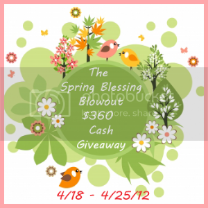 The Spring Blessing Blowout Giveaway