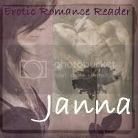Erotic Romance Reader Janna
