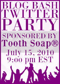 Blog Bash Twitter Party