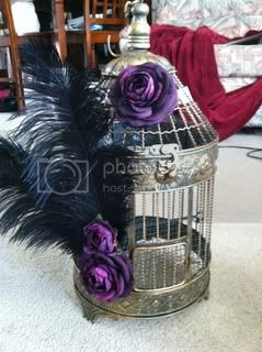 DIY birdcage done photo 1