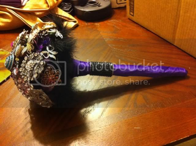 DIY Brooch Bouquet photo 1